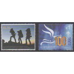 Kosovo - 2007 - Nb 68/69 - Scouts