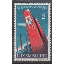 Luxembourg - 1956 - Nb 510