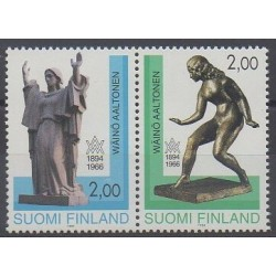 Finlande - 1994 - No 1208/1209 - Art