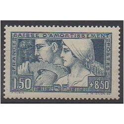 France - Poste - 1928 - No 252 - Etat I