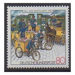 West Germany (FRG) - 1987 - Nb 1170 - Postal Service