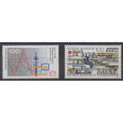 Germany - 1991 - Nb 1381/1382