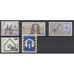 Allemagne - 1993 - No 1477/1481