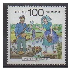 Allemagne - 1991 - No 1402 - Service postal