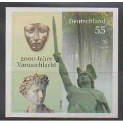 Allemagne - 2009 - No 2563 - Histoire
