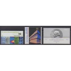 Allemagne - 2007 - No 2447/2449
