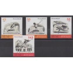 Allemagne - 2007 - No 2431/2434 - Enfance