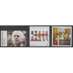 Allemagne - 2004 - No 2223/2225