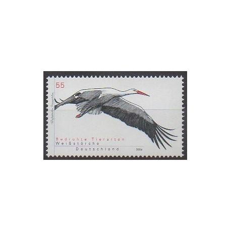 Allemagne - 2004 - No 2217 - Oiseaux