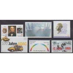 Allemagne - 2003 - No 2164/2169