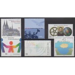 Allemagne - 2003 - No 2157/2162