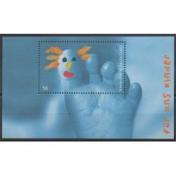 Allemagne - 2002 - No BF59 - Enfance