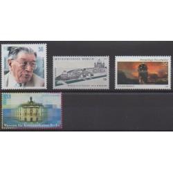 Allemagne - 2002 - No 2101/2104