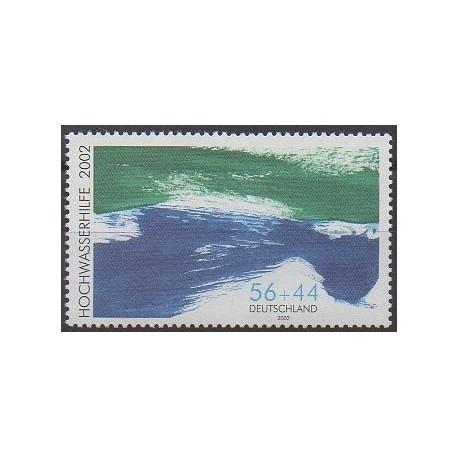 Allemagne - 2002 - No 2106