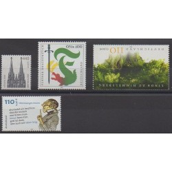 Allemagne - 2001 - No 2038/2041