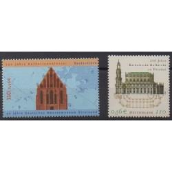Allemagne - 2001 - No 2022/2023 - Monuments