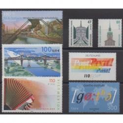 Allemagne - 2001 - No 2007/2013