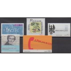 Allemagne - 2001 - No 1992/1996