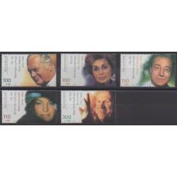 Allemagne - 2000 - No 1975/1979 - Cinéma