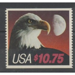 United States - 1985- Nb 1585 - Birds