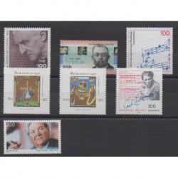 Allemagne - 1996 - No 1720/1726