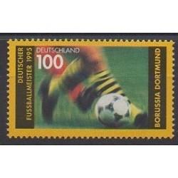 Germany - 1995 - Nb 1665 - Football