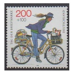 Allemagne - 1995 - No 1646 - Service postal