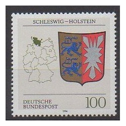 Allemagne - 1994 - No 1576 - Armoiries