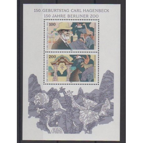 Allemagne - 1994 - No BF27 - Animaux