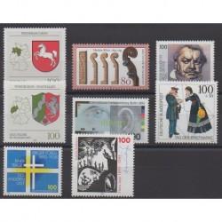 Allemagne - 1993 - No 1518/1525