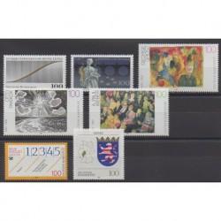 Allemagne - 1993 - No 1486/1492