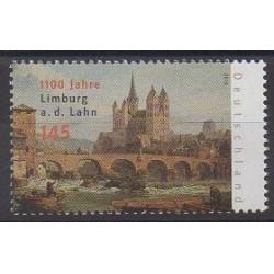 Allemagne - 2010 - No 2599 - Châteaux