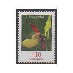 Allemagne - 2010 - No 2593 - Fleurs