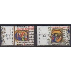 Allemagne - 2009 - No 2591/2592 - Noël