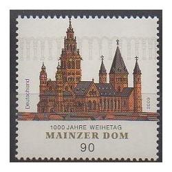 Allemagne - 2009 - No 2577 - Histoire