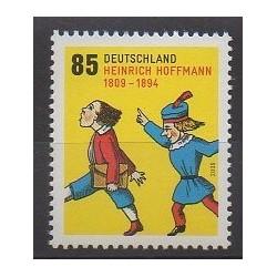 Allemagne - 2009 - No 2565 - Littérature