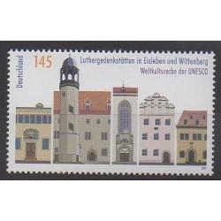 Allemagne - 2009 - No 2558 - Sites