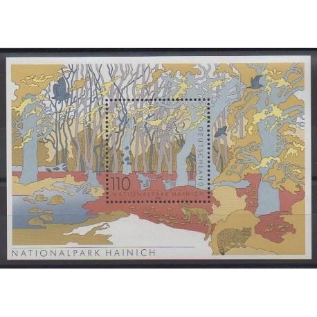 Allemagne - 2000 - No BF51 - Parcs et jardins