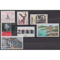 Allemagne - 2000 - No 1930/1936