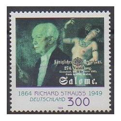Allemagne - 1999 - No 1908 - Musique