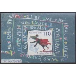 Allemagne - 1999 - No BF49 - Enfance