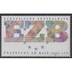 Germany - 1998 - Nb 1832 - Europe