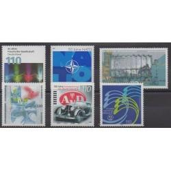 Allemagne - 1999 - No 1870/1872 - 1874/1876