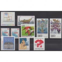Allemagne - 1998 - No 1837/1845 - 1841a