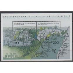 Allemagne - 1998 - No BF43 - Parcs et jardins