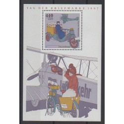 Allemagne - 1997 - No BF40 - Service postal