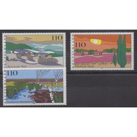 Allemagne - 1997 - No 1775/1777
