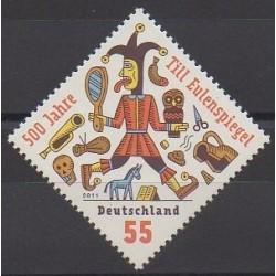 Allemagne - 2011 - No 2702 - Enfance