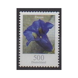 Allemagne - 2011 - No 2701 - Fleurs