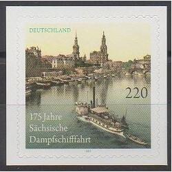 Allemagne - 2011 - No 2698 - Sites